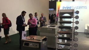 Print Systems na Labelexpo 2015