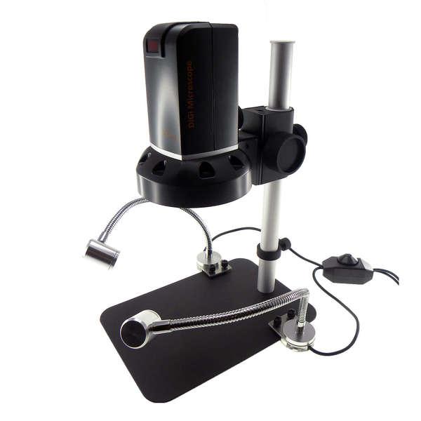 mikroskop inspekcyjny