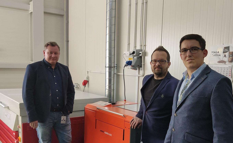 Przygotowalnia wodna CtP – TOMEX poszerza własne możliwości