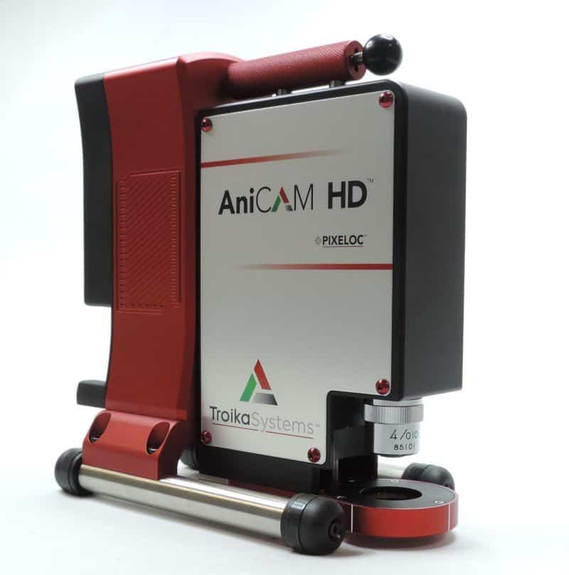 mikroskop poligraficzny, AniCAM HD, anilox measurement